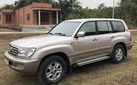 """""""Thần giữ giá"""" Toyota Land Cruiser bán lại chỉ hơn 400 triệu đồng trên chợ xe cũ"""