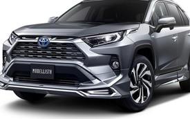 Toyota đồng loạt tung cấu hình TRD thể thao, Modellista hoang dã cho RAV4