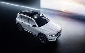 Mercedes-Benz chính thức trình làng GLB: SUV vuông vắn giống GLK, trang bị AWD, đủ rộng cho 7 người