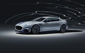 Aston Martin ra mắt Rapide E, khởi đầu kỷ nguyên mới