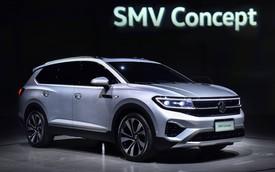 Volkswagen trình làng 4 SUV mới cùng một lúc: Có mẫu to lớn hơn cả Touareg sắp bán tại Việt Nam