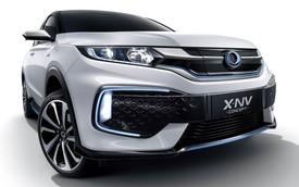 Ra mắt Honda X-NV: HR-V chạy điện với 1 chi tiết cực theo trend