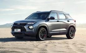 Chevrolet Trailblazer 2020 chính thức ra mắt - SUV 7 chỗ hầm hố đấu Toyota Fortuner