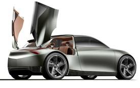 Xe Hàn chơi dị xem dân tình có trầm trồ: Genesis Mint Concept với 2 cửa phụ cánh chim như siêu xe