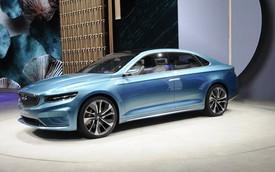 Geely Preface Concept - Cách người Trung Quốc làm xe để cả thế giới hết nhạo báng