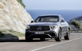 Mercedes-Benz trình làng cấu hình AMG 63 cho GLC thế hệ mới