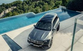 Khám phá Carwash Mode - Chế độ rửa xe của nhà giàu dùng Mercedes-Benz GLS 2020