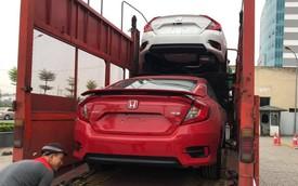 Honda Civic 2019 giá cao nhất 934 triệu đồng đổ bộ đại lý, chuẩn bị giao xe tới khách hàng