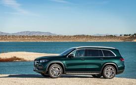 Trình diện Mercedes-Benz GLS thế hệ mới: Khi S-Class hoá SUV, áp lực của BMW X7