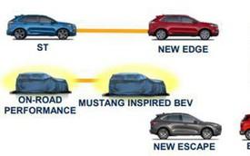 Ford sắp tung 4 dòng SUV mới: Sẽ có SUV rẻ hơn cả EcoSport và các hàng khủng chưa từng xuất hiện