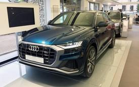 Audi Q8 chính hãng chạy đua với xe nhập tư với giá khởi điểm thấp, chuẩn bị bán tại Việt Nam