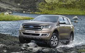 Ford sắp có thêm SUV cỡ trung mới cho các thị trường đang phát triển