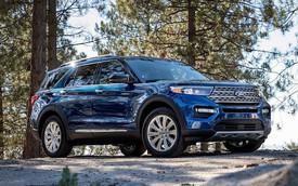 Ford tiết lộ lý do Explorer thế hệ mới không có động cơ V8