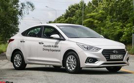 Hyundai Accent thêm trang bị về đại lý vào tháng sau, giá không thay đổi