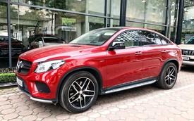 Mercedes-AMG GLE43 Coupe tại Việt Nam nâng cấp động cơ, giá 4,56 tỷ đồng