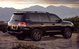 Sau 10 năm, cuối cùng Toyota Land Cruiser cũng sắp có thế hệ mới: Động cơ V6 tăng áp kép và hộp số 10 cấp