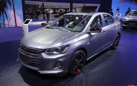 Đối thủ của Toyota Vios và Hyundai Accent có thêm phiên bản thể thao