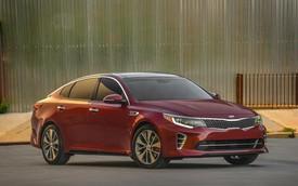 Sau Hyundai Sonata, tới lượt Kia Optima hứa hẹn làm người nhìn ngỡ ngàng