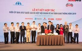 Các đại gia xe máy Việt Nam đua cải thiện an toàn giao thông trong nước