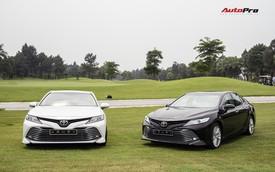 Toyota Camry 2019 chốt giá cao nhất 1,235 tỷ đồng - 'Rẻ' bất ngờ so với đồn đoán