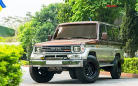 Đánh giá nhanh Land Cruiser Prado 1991: Nhiều điều thú vị sau mức giá 415 triệu đồng