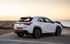 Lexus xác nhận trình làng thêm mẫu xe mới làm đòn bẩy doanh số