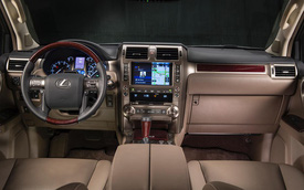Bị chê nội thất đội sổ làng xe sang, Lexus quyết làm điều này để xóa sổ tiếng xấu