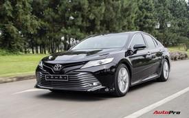 Toyota Camry 2019 và những thử nghiệm lần đầu tại Việt Nam