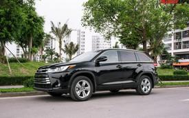 Toyota Highlander Limited 2019 đầu tiên giá hơn 4 tỷ đồng về Việt Nam: Động cơ V6, nhập khẩu Mỹ