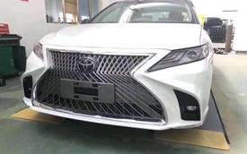 Toyota Camry 2019 vừa mở bán, xưởng độ đã chào gói 'nâng cấp' diện mạo Lexus giá gần 20 triệu đồng
