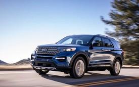 Ford Explorer đời mới gây shock vì giá chát