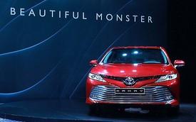 Lý giải mức giá bán của Toyota Camry 2019
