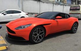 Đại gia Hội An chi 16 tỷ tậu siêu xe Aston Martin DB11 thứ 4 Việt Nam nhưng màu sơn mới là điều gây chú ý nhất