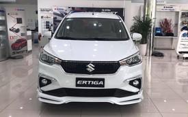 Suzuki Ertiga 2019 tiếp tục lộ thông tin: Động cơ cũ, 4 phiên bản, bản cao cấp nhất có cân bằng điện tử