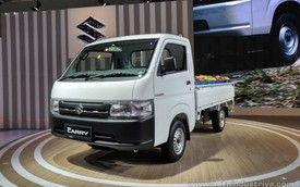 Mẫu xe này vừa ra mắt phiên bản mới và bạn có nhận ra nó rất quen thuộc tại Việt Nam?
