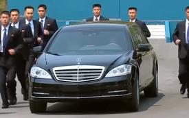 Phải chăng đây là cách ông Kim Jong Un lách luật mua Mercedes S-Class bọc thép: Lênh đênh trên biển 41 ngày, qua 5 quốc gia mới về tới Triều Tiên