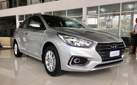 Hyundai Thành Công công bố 2 trang bị nâng cấp và mức giá mới cho Accent 2019