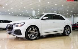 Audi Q8 2019 đầu tiên tại Việt Nam về tay đại gia Hà Thành sau 2 tháng nằm chờ tại showroom