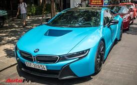 BMW i8 đã trở nên đại trà ở Việt Nam, chủ chiếc xe này chọn cách làm mới khác biệt để tạo điểm nhấn