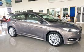 Dọn hàng tồn trước khi ngừng lắp ráp, Ford Focus có giá giảm sốc tại đại lý