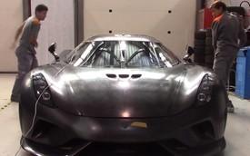 Koenigsegg phá nát các siêu xe triệu đô để thử nghiệm độ an toàn như thế nào?