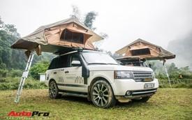 Khám phá món phụ kiện hàng chục triệu đồng gắn nóc Range Rover của ông chủ Trung Nguyên Legend