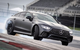 Mercedes-AMG sắp có thay đổi lớn, các fan tốc độ cần biết
