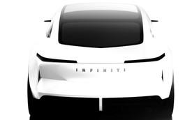 Infiniti nhá hàng sedan thể thao mới, thử nghiệm nội thất 2 buồng độc lập