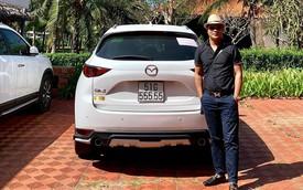 Chủ Mazda CX-5 biển ngũ quý 5 muốn mua lại chiếc CX-5 biển ngũ quý 6 với giá khoảng 2 tỷ đồng