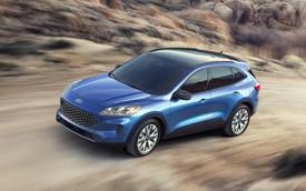 Ford Escape thiết kế lấy ý tưởng từ Focus và... siêu xe GT kết hợp BMW là 1 trong 4 điều bất ngờ được lãnh đạo hãng tiết lộ