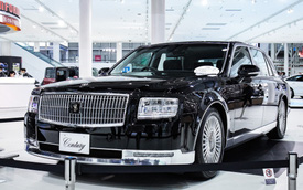 Nhật Hoàng mới dùng 'Rolls-Royce Nhật Bản' cho lễ đăng quang
