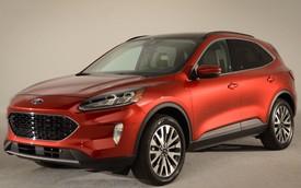 Soi kỹ loạt ảnh chi tiết Ford Escape 2020 chưa từng công bố