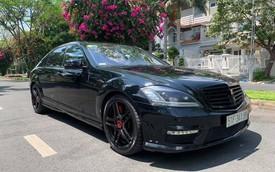 11 năm tuổi, giá bán Mercedes-Benz S63 AMG chênh gần 11 tỷ đồng
