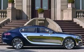"""Bugatti đã sẵn sàng cho một dòng xe mới: """"Nằm dưới Chiron nhưng xếp trên bất kỳ cái tên nào khác"""""""